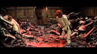 Star Wars Episode IV - A New Hope (1977) - Trash Compactor