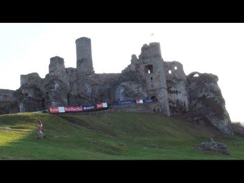 [3DHD] Ogrodzieniec Castle, Podzamcze, Poland / Zamek Ogrodzieniec, Podzamcze, Polska