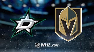 Faksa's hatty, Bishop's shutout leads Stars to win