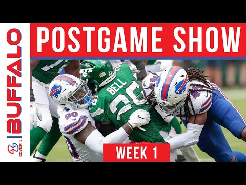 C1 BUF: Bills-Jets Week 1 Victory Recap