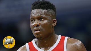 Could a Clint Capela trade make the Rockets better? | The Jump