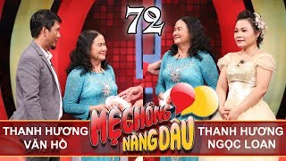MOTHER&DAUGHTER-IN-LAW|#72 UNCUT|Mother&son-in-law - A lady dares not to cook for her mother-in-law