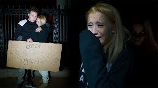 THE SCARIEST NIGHT OF MY LIFE (OUIJA BOARD IN CEMETERY)
