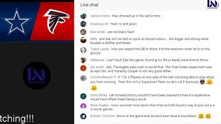 Dallas Cowboys VS Atlanta Falcons  Post Game Talk + Zeke Elliott