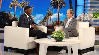 Ellen Sits Down with Waffle House Hero James Shaw Jr.