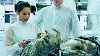 THE PREDATOR - Predator Name Origin & Human DNA Scene (2018) Movie Clip