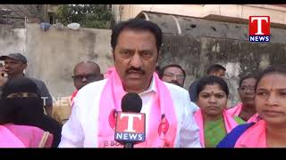 Vexed with 'Pseudo Patriots', People vote KCR: Uttej..