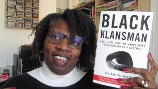 Black Klansman Movie or Book?