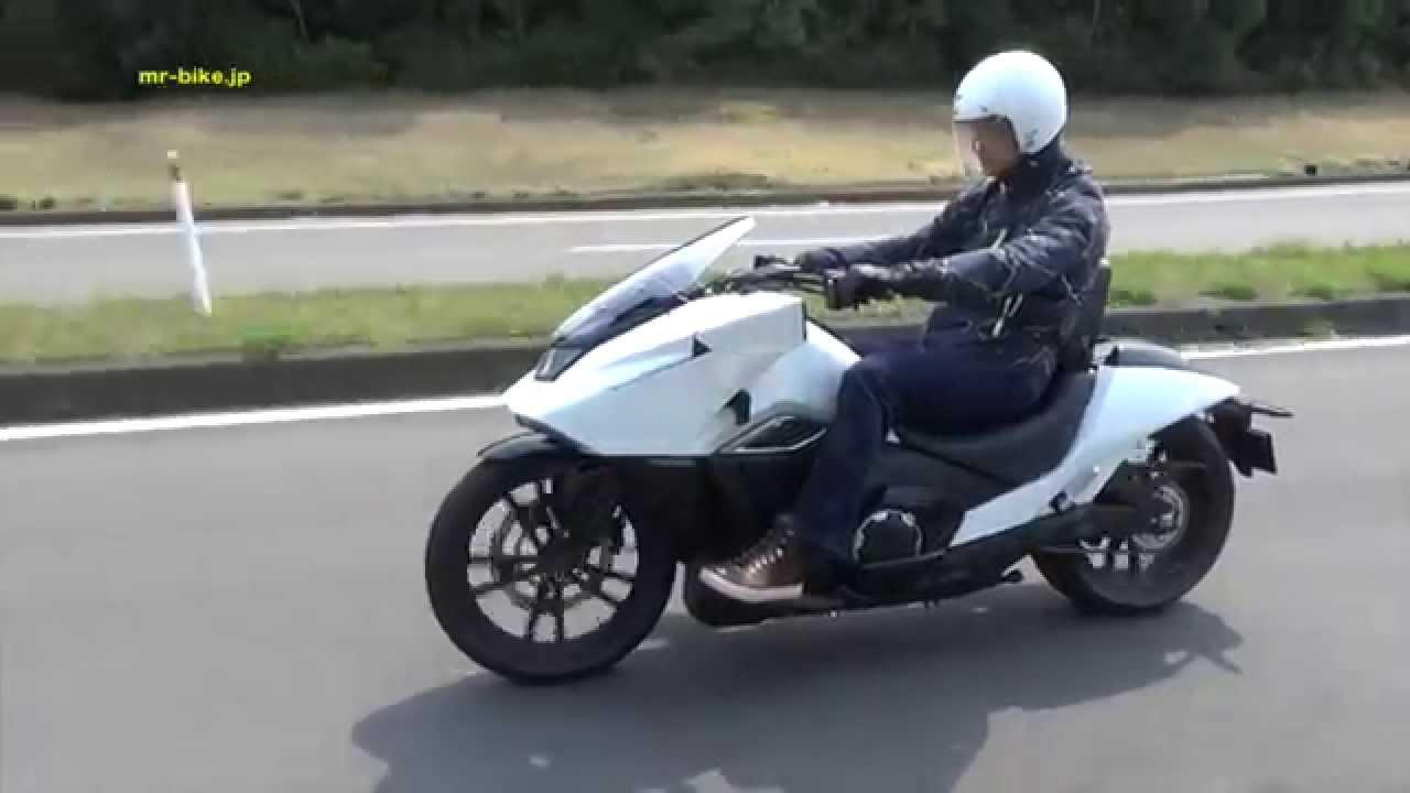 Honda Nm4 01 Road Test Web Mr Bike Youtube