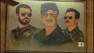 Sýria - Šach na hraniciach
