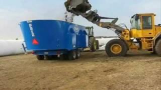 Farm Demo - Patz 950-1100 cu ft Pats 2400 Series Vertical