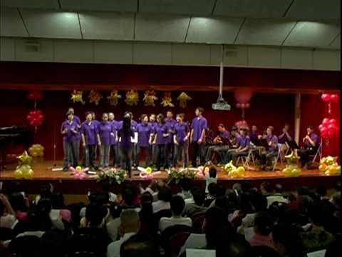 不住感謝不停讚美 楓鈴音樂教室成果發表會詩歌演唱 20090829