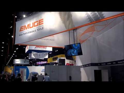 Emuge at IMTS 2014