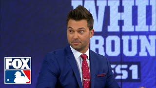 Nick Swisher on Cubs trading for Daniel Murphy and Yu Darvish going on DL   MLB WHIPAROUND