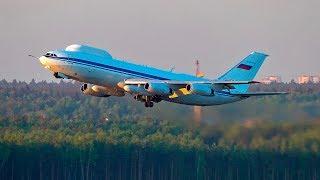 Самолет Судного дня— воздушный командный пункт Шойгу