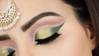 डबल कट क्रीज़ आई मेकअप How to do Step by step Double Cut crease Makeup | Deepti Ghai Sharma