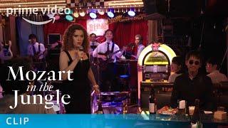 Mozart in the Jungle Season 4 - Clip: Karaoke | Prime Video