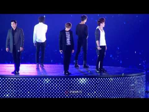 141220 Super Show 6 in Fukuoka - 백일몽 (Eunhyuk focu