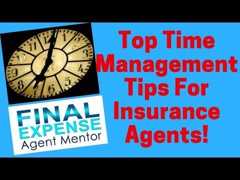 Best Time Management Secrets For Insurance Sales Agents