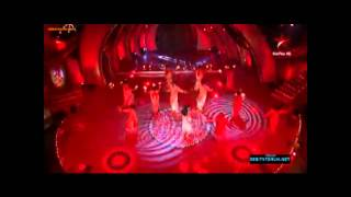 Jennifer Winget Dandiya 2012 performance
