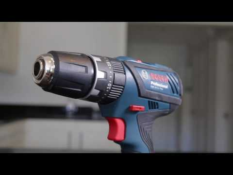 Bosch GSB18-2Li Plus 18v Combi Drill With 2 x 2.0Ah Batts Charger + L-Boxx