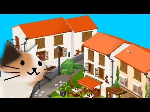 즐겨보세요 고양이와 상어: 귀여운 3D 방치 육성 게임 on PC 2