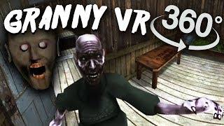 Granny VR 360 #1 (Horror Video Tribute)