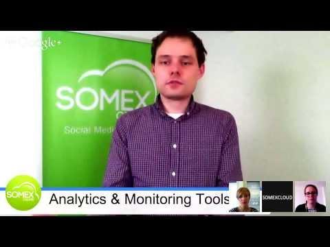 #somexonair: Analytics & Monitoring Tools evaluieren