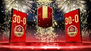 WHAT DO YOU GET FOR 30-0 IN WEEKEND LEAGUE? FIFA 19 PACK OPENING