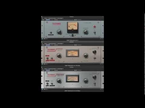 Teletronix LA-2A Classic Leveler Plug-In Collection