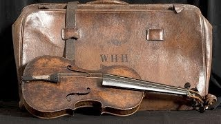 Titanic violin $1.7 million