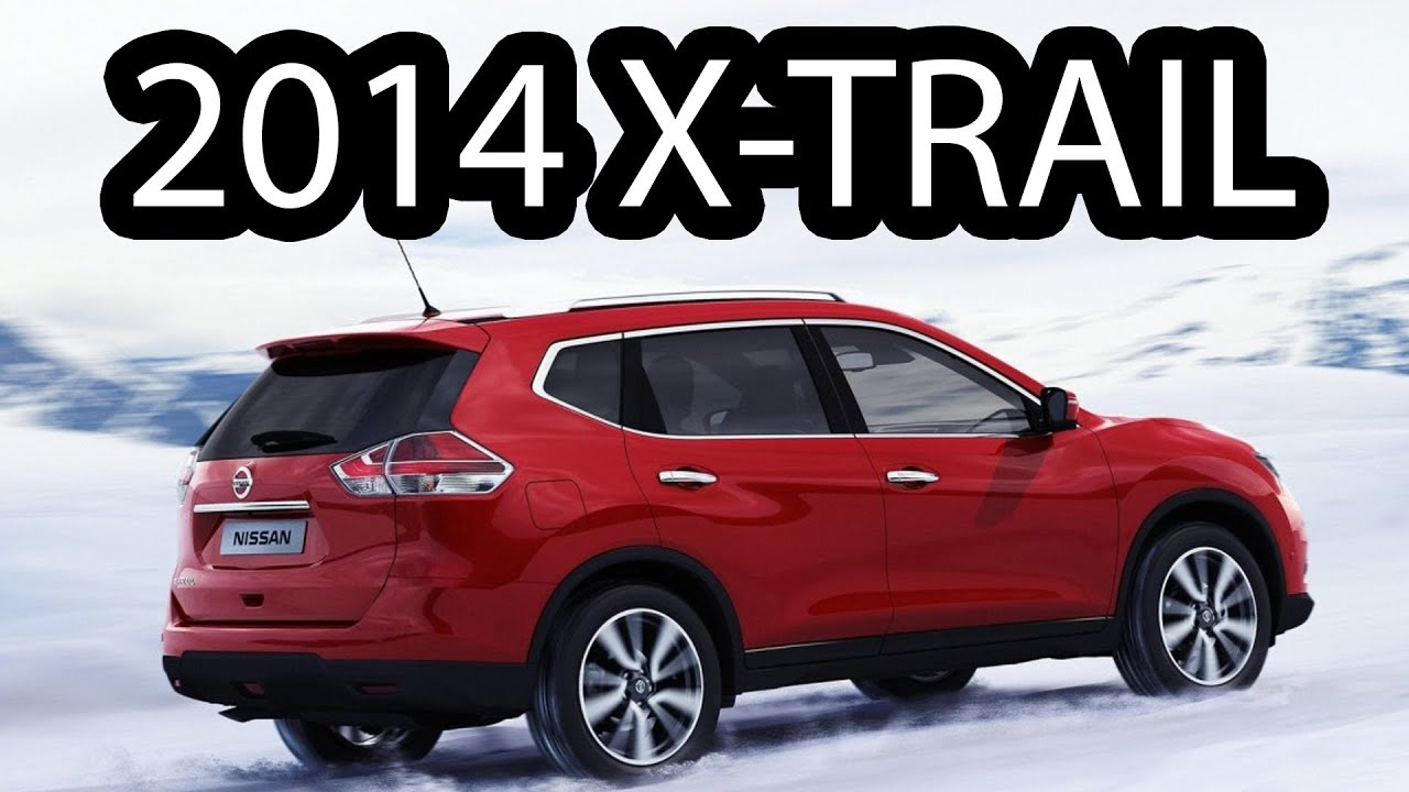 new 2014 nissan rogue and x trail autos post. Black Bedroom Furniture Sets. Home Design Ideas
