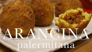 ArancinA Palermitana con carne | Palermo   Catania andata e ritorno | CasaSuperStar