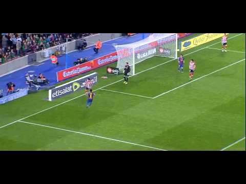 Thiago's great touch/control vs Athletic Bilbao