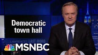Lawrence's Last Word: Elizabeth Warren Turns Down Fox News Town Hall | The Last Word | MSNBC