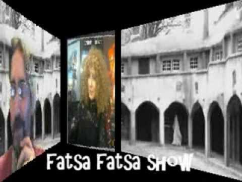 Valentina Iofe Interview on Fatsa Fatsa Tv Show hosted by Kim Nicolaou Part 5
