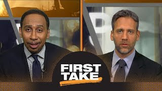 Stephen A. and Max rank LeBron James' possible destinations next season | First Take | ESPN