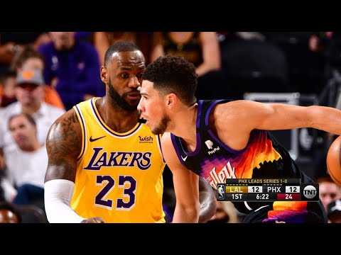 Los Angeles Lakers vs Phoenix Suns Full GAME 2 Highlights 2021 NBA Playoffs