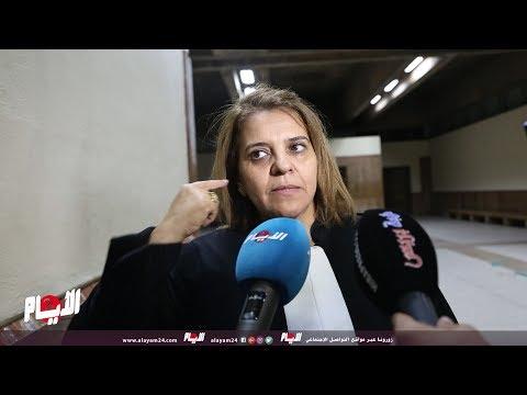الطالبي : زوج أسماء الحلاوي تنصّب اليوم للمطالبة بالحق المدني