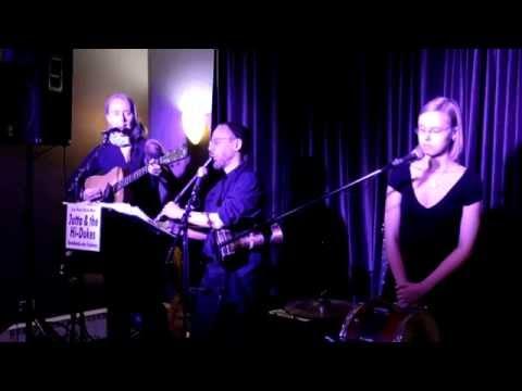 Jutta And The Hi-Dukes - Erdelezi - live performance by Jutta & the Hi Dukes