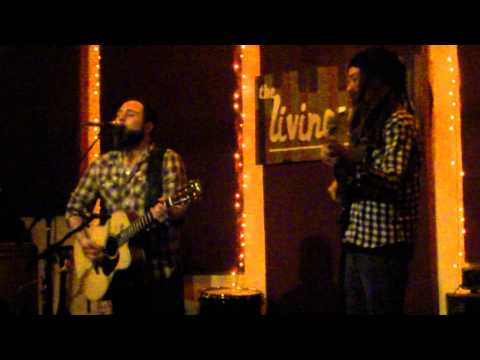 Monte Pittman  - Close Your Eyes 4-29-2012 The Living Room
