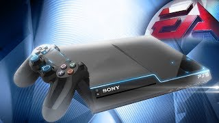 Playstation 5 First Look and EA Next Gen Graphics