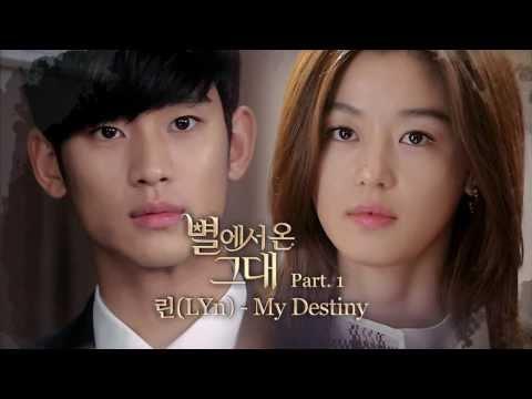 Lyn - My Destiny (來自星星的你OST Part 1)中英韓字幕