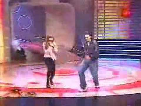 Carolina Mestrovic y Joaquin Flores-Rock and Roll