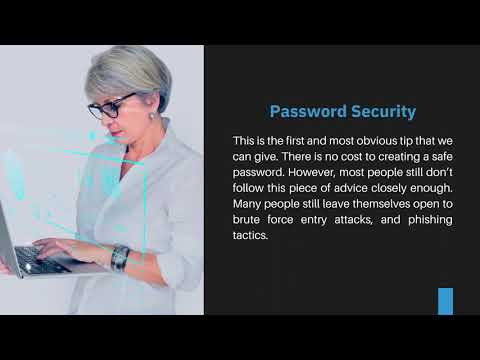 5 Most Important Cyber Security Tips