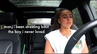 11:11 an original song in a car when it's raining