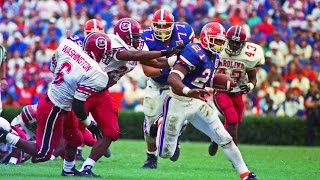 Classic Tailback - Fred Taylor Florida Highlights