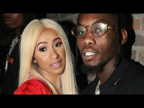 Cardi B Almost BREAKS UP With Offset Over Nicki Minaj Feud!