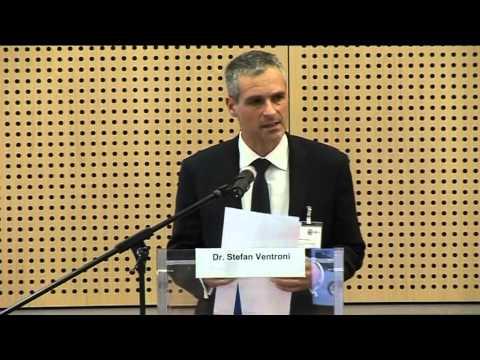 Vortrag: Stefan Ventroni über das Urheberrecht in Deutschland