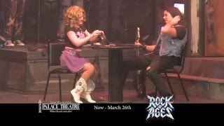 Rock of Ages at the Palace Theatre